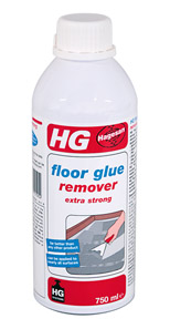 Hg Floor Glue Remover Extra Strong