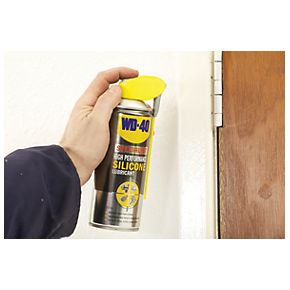 wd 40 specialist silicone lubricant 400ml. Black Bedroom Furniture Sets. Home Design Ideas
