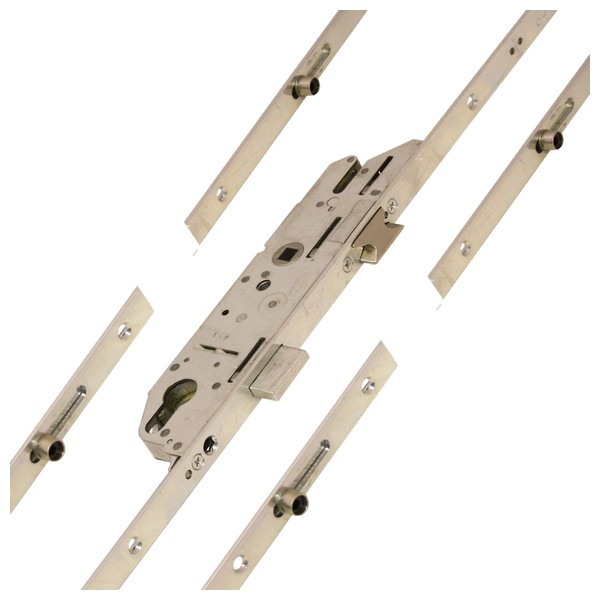Fuhr 855 Multipoint Lock Type 1 - 4 Roller Key Operated