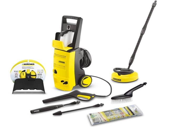 Karcher K3 65 25 Year Jubilee Pressure Washer Amp T200 Patio