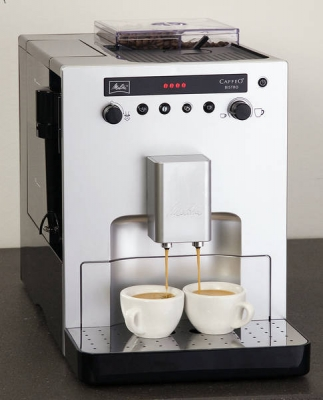 Melitta Caffeo Bistro Coffee Machine