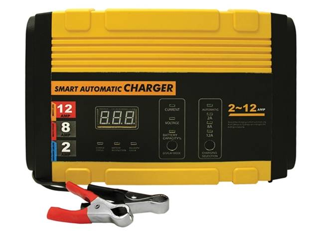 Car Battery Trickle Charge Rate