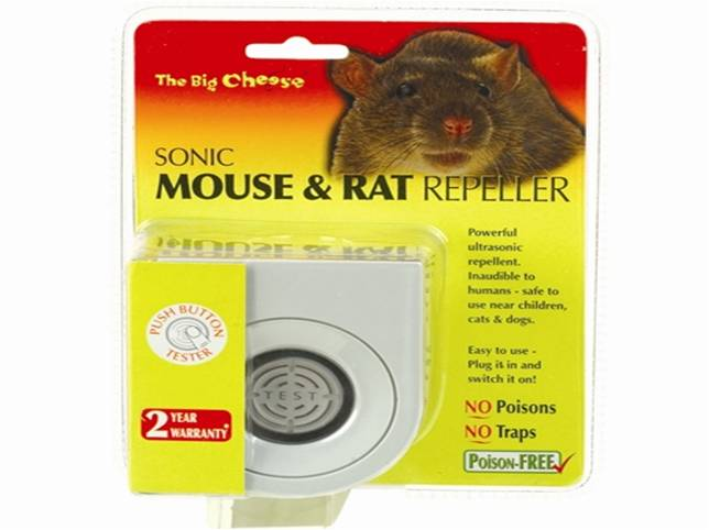 Stv Sonic Mouse Amp Rat Repeller